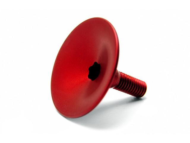 absoluteBLACK Top Cap red